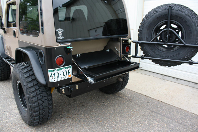 Tailgate Dropdown Ideas Jeepforum Com